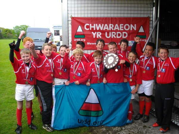 Urdd National Primary Rugby Competition